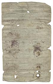 """Giornate Europee del Patrimonio: """"Hoc Instrumentum scripsi ego"""""""