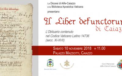 Il Liber defunctorum di Caiazzo – il cod. vat. lat. 14736